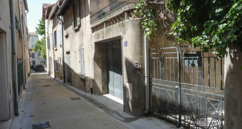 Maison de village Villeneuve les avignon (30)