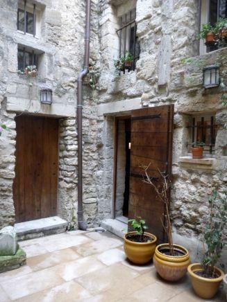 Maison de village Barbentane (13)