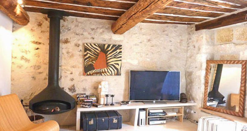 Maison de village Rochefort du gard (30)