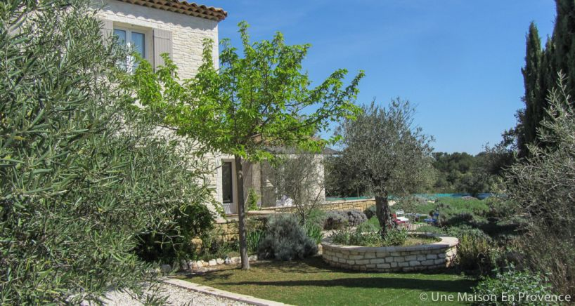 Excellent maison villeneuve les avignon with maison avignon for Avignon location maison