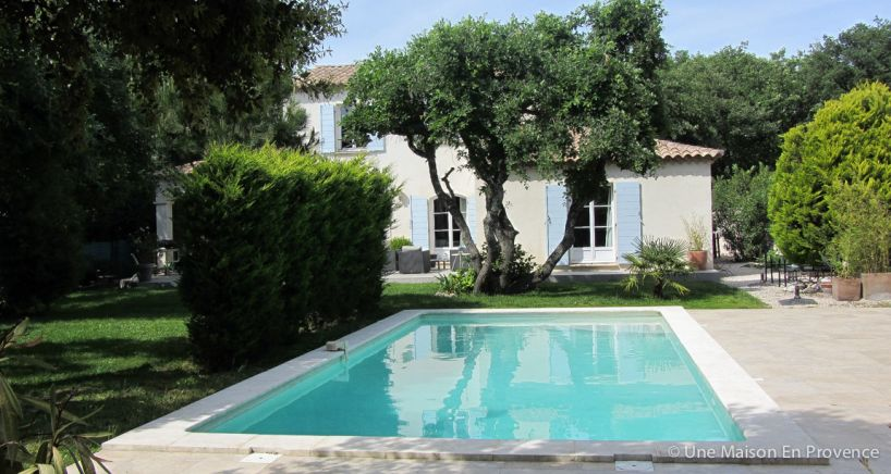 Villa Rochefort du gard (30)
