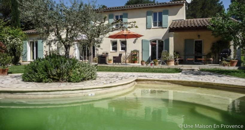 Villa Villeneuve les avignon (30)