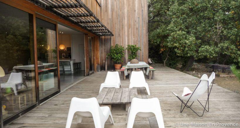 Maison architecte uzes for Construction maison uzes