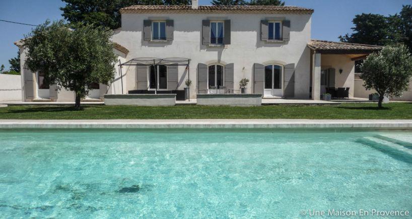 Maison Rochefort du gard (30)