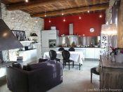 Maison de village Rochefort du gard, 5 pièce(s)