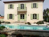 Country house Villeneuve les avignon, 5 room(s)