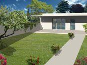 Villa Villeneuve les avignon, 4 pi�ce(s)