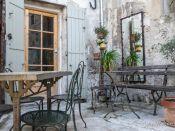 Maison de village Villeneuve les avignon, 5 pièce(s)