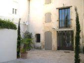 Maison de village Maillane