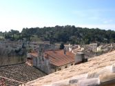 Maison de village Villeneuve les avignon