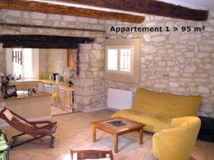 Maison de village Angles (les), 3 pièce(s)