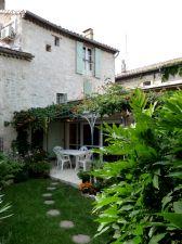 Maison de village Villeneuve les avignon, 6 pièce(s)