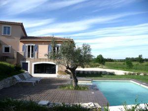 Villa Roquemaure, 8 pièce(s)