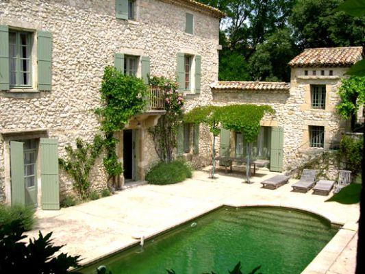 Immobilier proximit uzes achat et vente maison de village for Acheter maison uzes