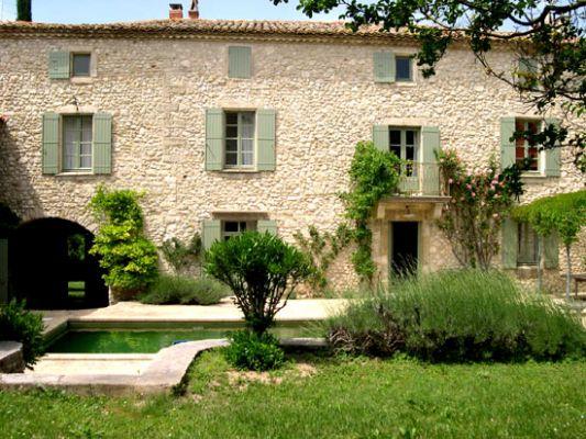 Immobilier proximit uzes achat et vente maison de village for Achat maison uzes