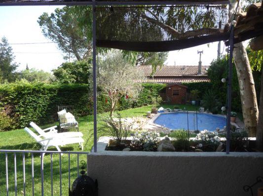 Immobilier villeneuve les avignon achat et vente villa Entretien jardin villeneuve les avignon