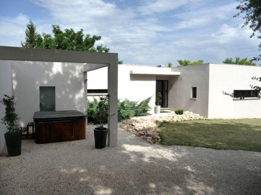 Architecte maison gard for Architecte lunel